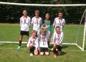 Droitwich Tigers Plate winners